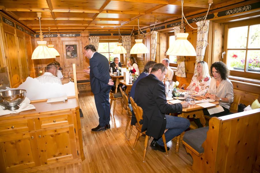Bild 53 | Löwen Hotel Montafon: Erfolgreiches Four-Hands-Dinner in der Löwen Stube