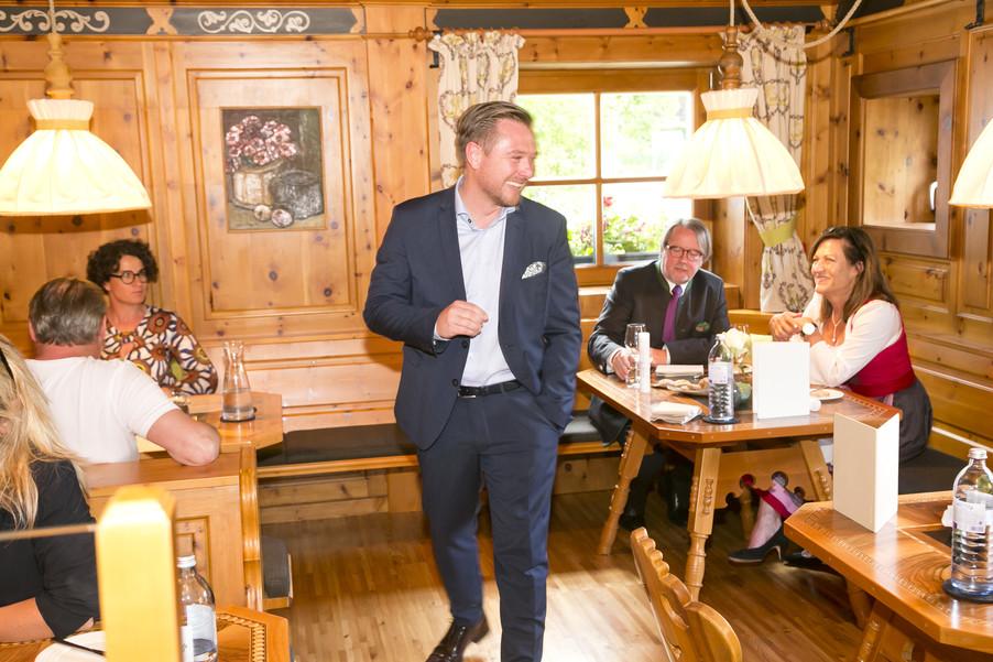 Bild 54 | Löwen Hotel Montafon: Erfolgreiches Four-Hands-Dinner in der Löwen Stube