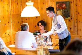 Bild 55 | Löwen Hotel Montafon: Erfolgreiches Four-Hands-Dinner in der Löwen Stube