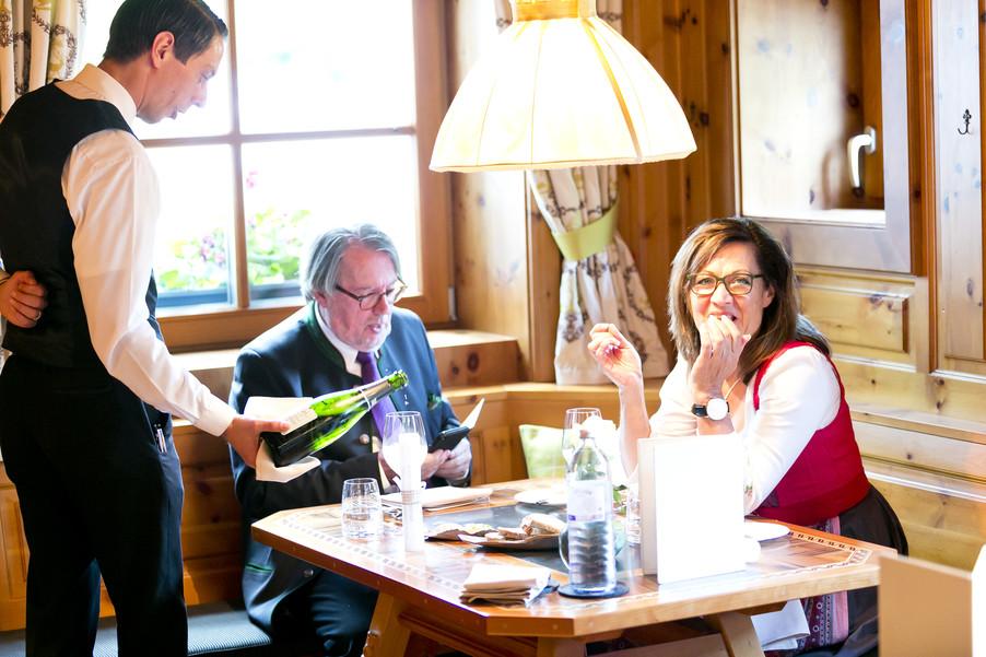 Bild 56 | Löwen Hotel Montafon: Erfolgreiches Four-Hands-Dinner in der Löwen Stube