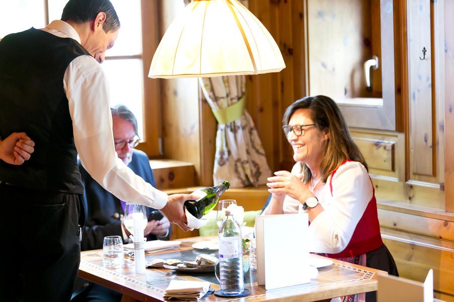 Bild 57 | Löwen Hotel Montafon: Erfolgreiches Four-Hands-Dinner in der Löwen Stube