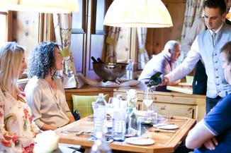 Bild 58 | Löwen Hotel Montafon: Erfolgreiches Four-Hands-Dinner in der Löwen Stube