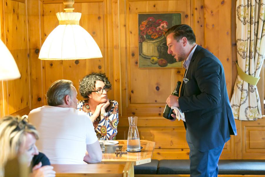 Bild 59 | Löwen Hotel Montafon: Erfolgreiches Four-Hands-Dinner in der Löwen Stube