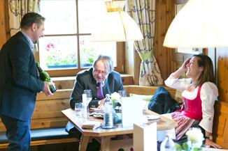 Bild 60 | Löwen Hotel Montafon: Erfolgreiches Four-Hands-Dinner in der Löwen Stube