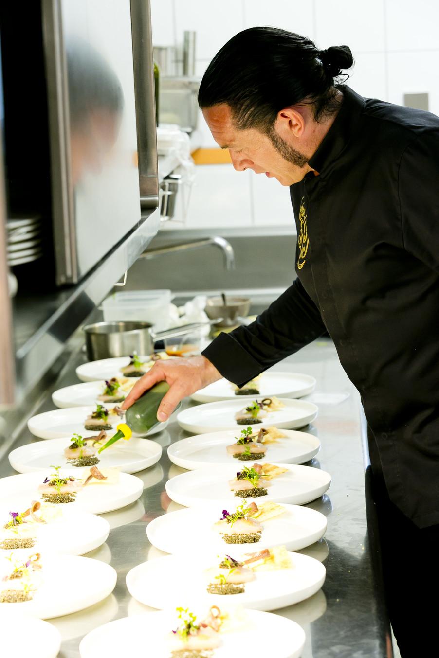 Bild 61 | Löwen Hotel Montafon: Erfolgreiches Four-Hands-Dinner in der Löwen Stube