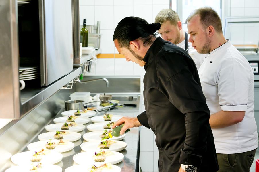 Bild 62 | Löwen Hotel Montafon: Erfolgreiches Four-Hands-Dinner in der Löwen Stube