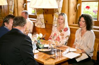 Bild 67 | Löwen Hotel Montafon: Erfolgreiches Four-Hands-Dinner in der Löwen Stube