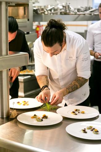 Bild 69 | Löwen Hotel Montafon: Erfolgreiches Four-Hands-Dinner in der Löwen Stube