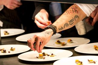 Bild 70 | Löwen Hotel Montafon: Erfolgreiches Four-Hands-Dinner in der Löwen Stube