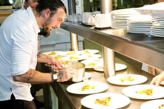 Bild 74 | Löwen Hotel Montafon: Erfolgreiches Four-Hands-Dinner in der Löwen Stube
