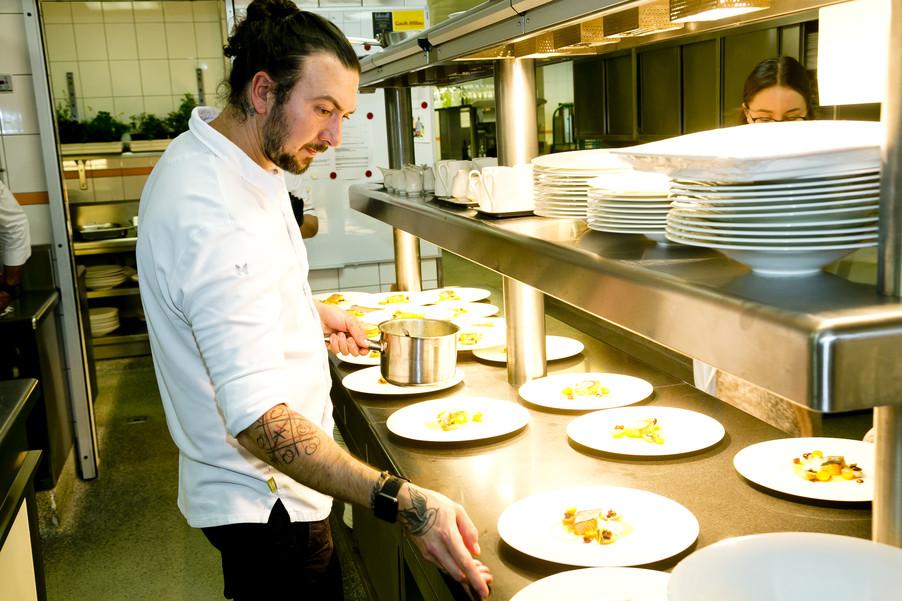Bild 75 | Löwen Hotel Montafon: Erfolgreiches Four-Hands-Dinner in der Löwen Stube