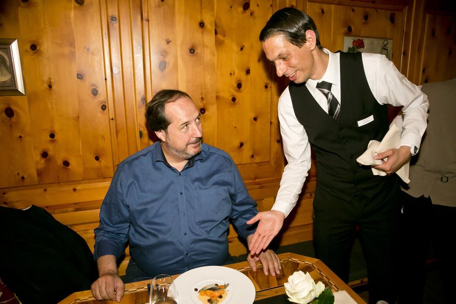 Bild 76 | Löwen Hotel Montafon: Erfolgreiches Four-Hands-Dinner in der Löwen Stube