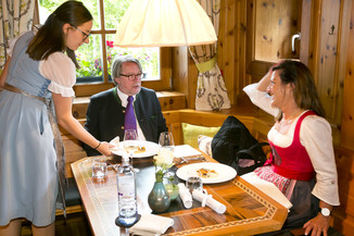 Bild 77 | Löwen Hotel Montafon: Erfolgreiches Four-Hands-Dinner in der Löwen Stube