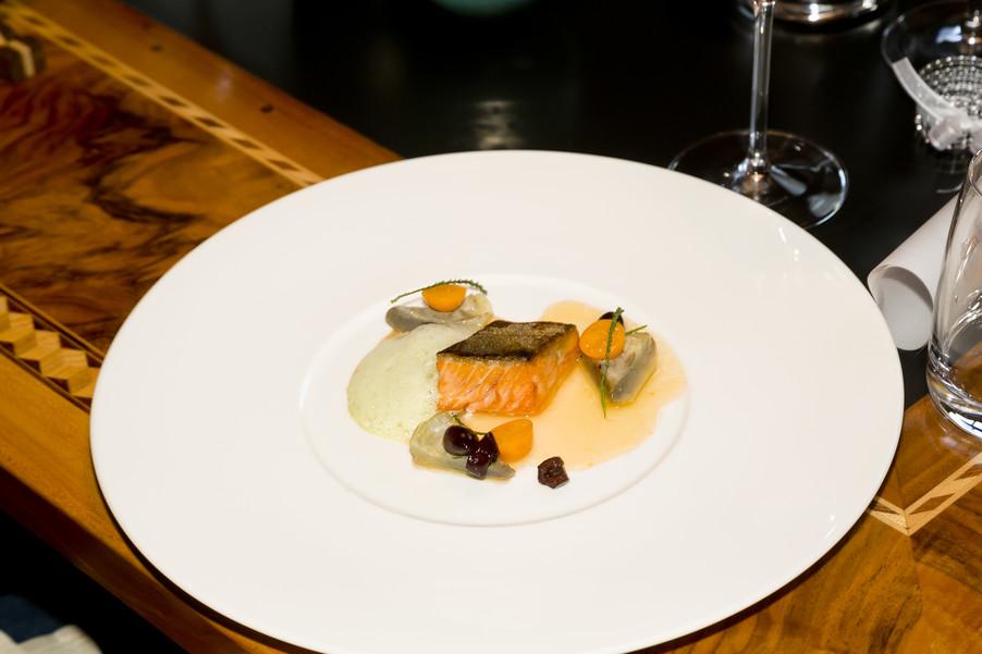 Bild 79 | Löwen Hotel Montafon: Erfolgreiches Four-Hands-Dinner in der Löwen Stube