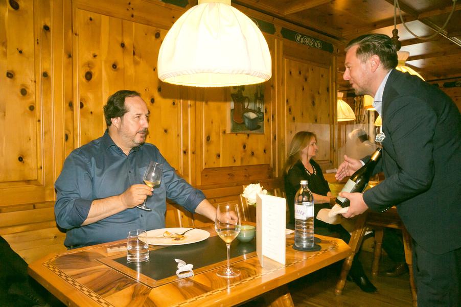 Bild 80 | Löwen Hotel Montafon: Erfolgreiches Four-Hands-Dinner in der Löwen Stube