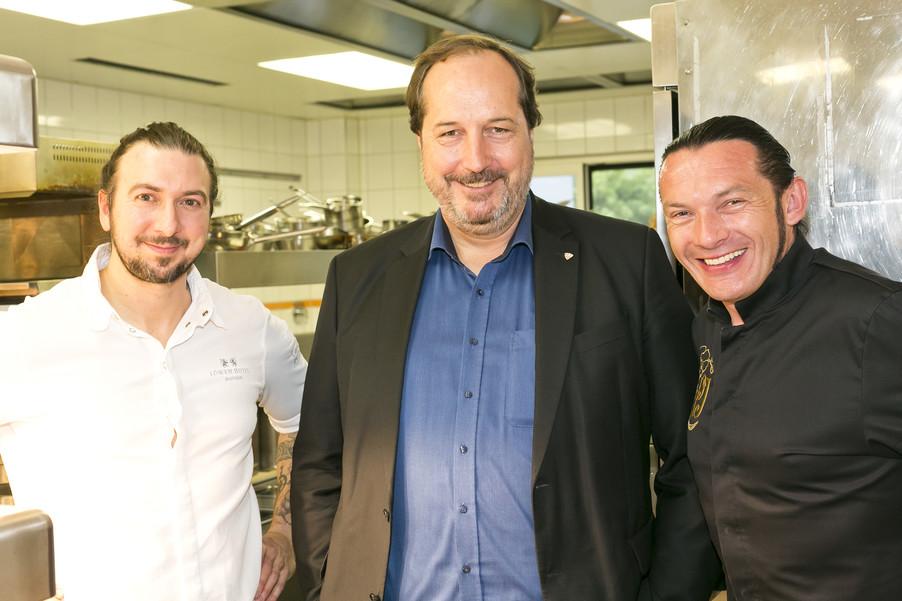 Bild 4 | Löwen Hotel Montafon: Erfolgreiches Four-Hands-Dinner in der Löwen Stube