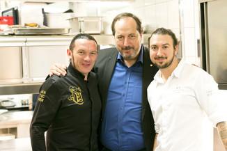 Bild 82 | Löwen Hotel Montafon: Erfolgreiches Four-Hands-Dinner in der Löwen Stube
