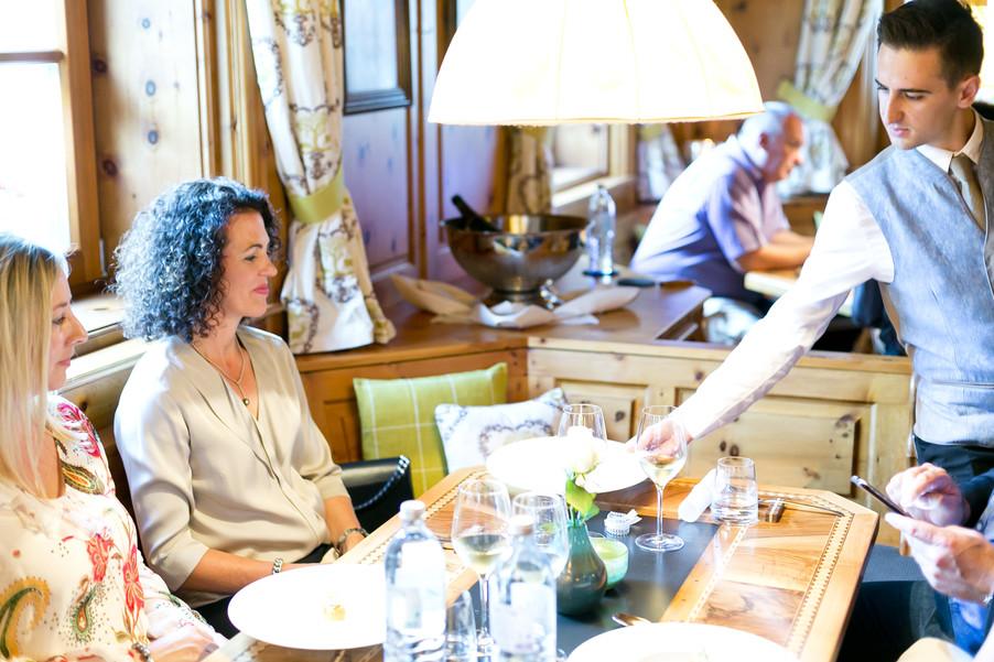Bild 84 | Löwen Hotel Montafon: Erfolgreiches Four-Hands-Dinner in der Löwen Stube