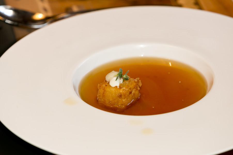 Bild 85 | Löwen Hotel Montafon: Erfolgreiches Four-Hands-Dinner in der Löwen Stube