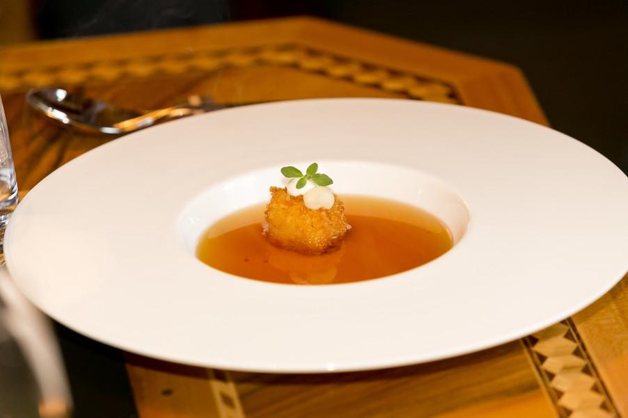Bild 86 | Löwen Hotel Montafon: Erfolgreiches Four-Hands-Dinner in der Löwen Stube