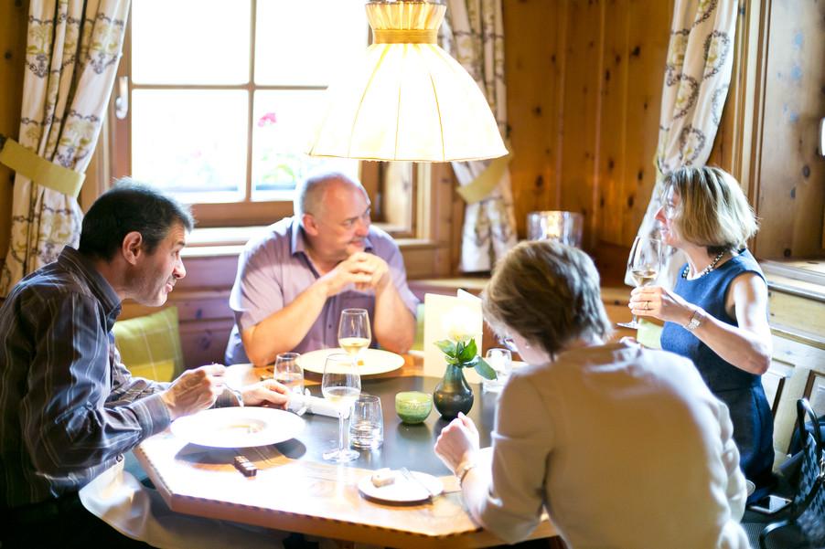 Bild 89 | Löwen Hotel Montafon: Erfolgreiches Four-Hands-Dinner in der Löwen Stube