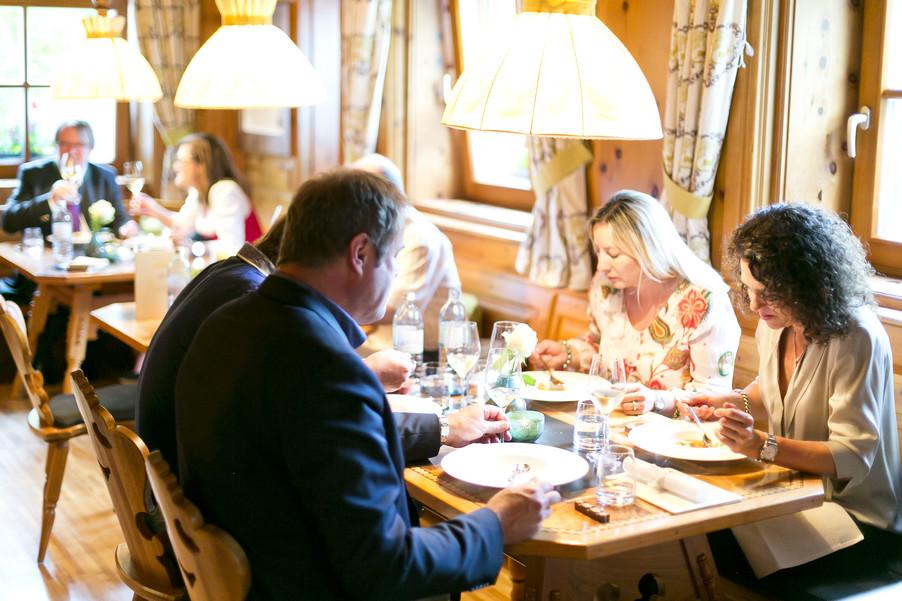 Bild 90 | Löwen Hotel Montafon: Erfolgreiches Four-Hands-Dinner in der Löwen Stube