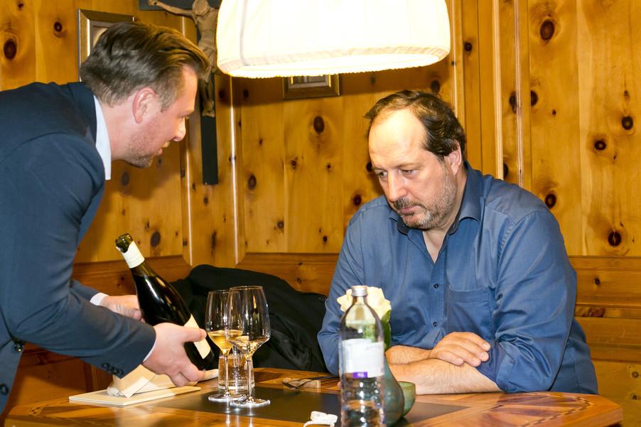Bild 92 | Löwen Hotel Montafon: Erfolgreiches Four-Hands-Dinner in der Löwen Stube