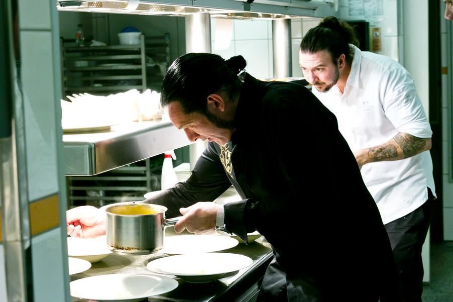 Bild 95 | Löwen Hotel Montafon: Erfolgreiches Four-Hands-Dinner in der Löwen Stube