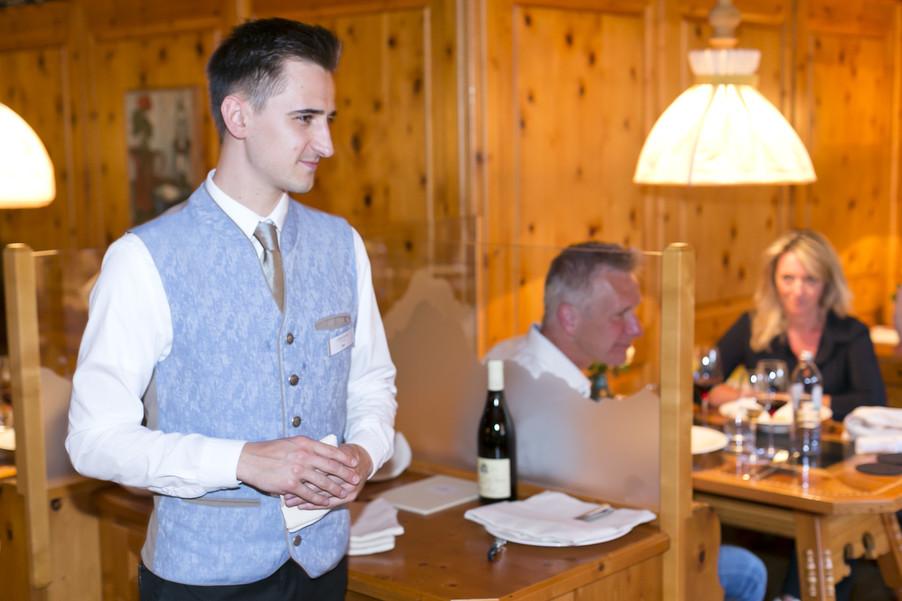 Bild 97 | Löwen Hotel Montafon: Erfolgreiches Four-Hands-Dinner in der Löwen Stube