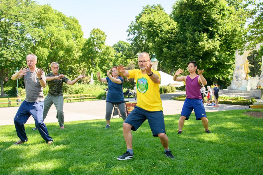 Bild 65 | Bewegt im Park