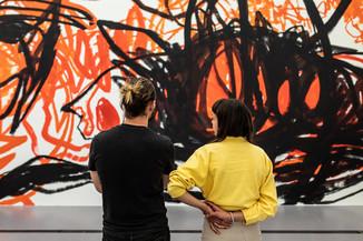 Bild 1 | Ausstellungseröffnung: Otto Zitko / Extraordinaire!
