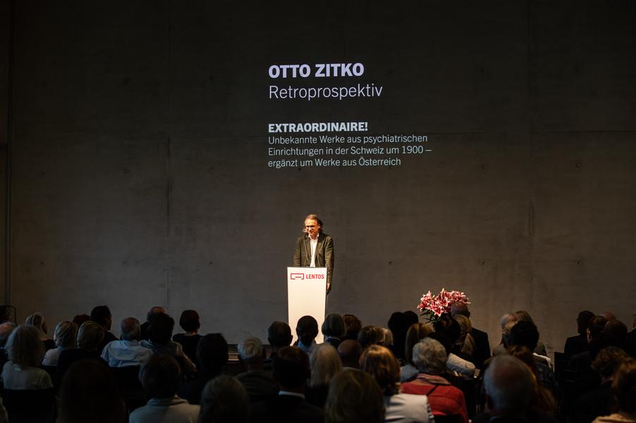 Bild 8 | Ausstellungseröffnung: Otto Zitko / Extraordinaire!