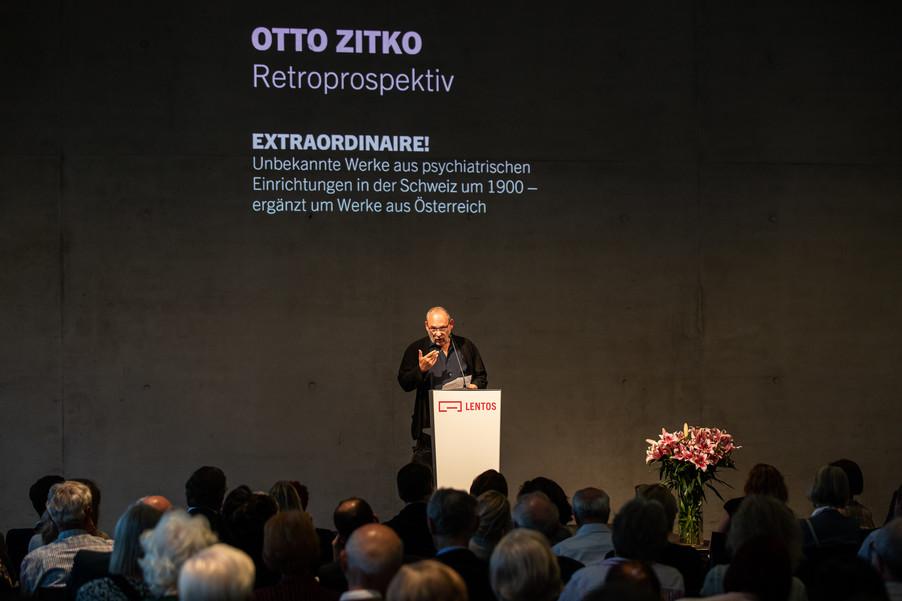 Bild 10 | Ausstellungseröffnung: Otto Zitko / Extraordinaire!