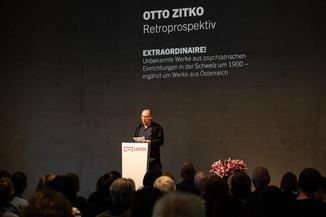 Bild 11 | Ausstellungseröffnung: Otto Zitko / Extraordinaire!