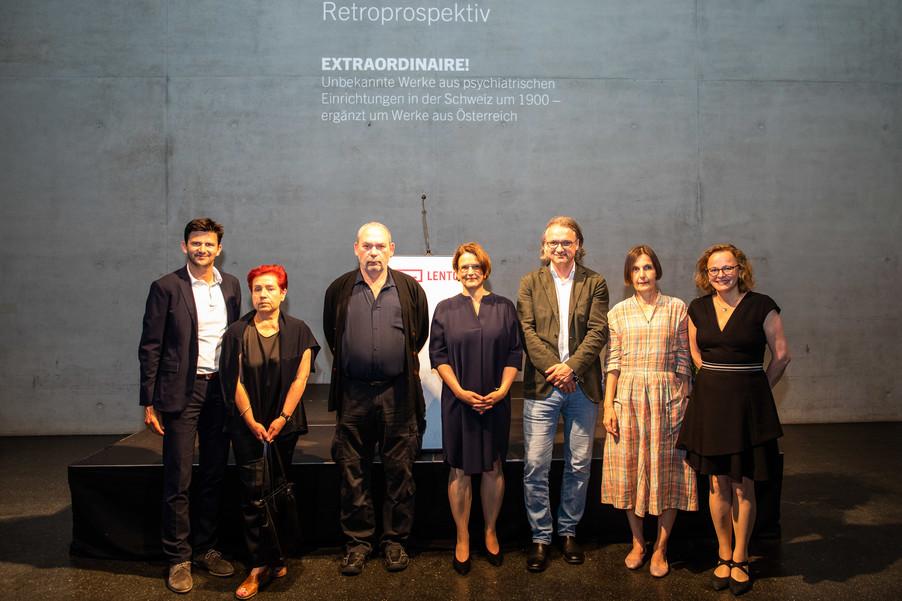Bild 12 | Ausstellungseröffnung: Otto Zitko / Extraordinaire!
