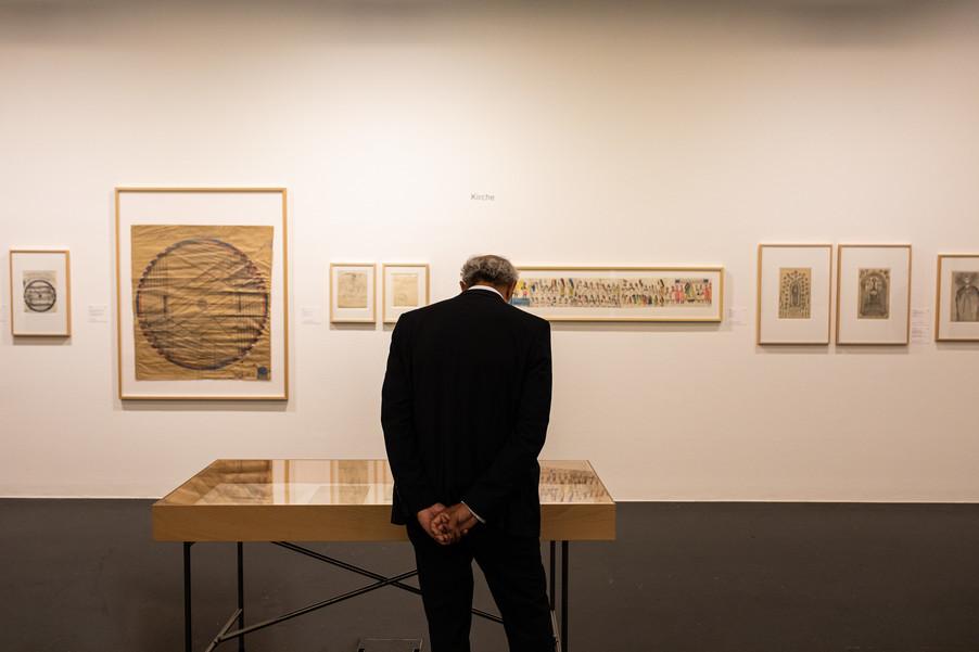 Bild 23 | Ausstellungseröffnung: Otto Zitko / Extraordinaire!