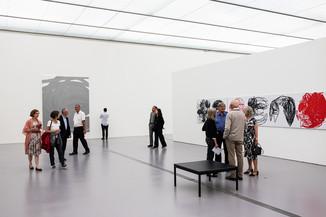 Bild 26 | Ausstellungseröffnung: Otto Zitko / Extraordinaire!