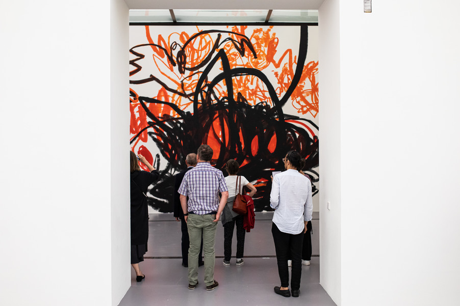 Bild 27 | Ausstellungseröffnung: Otto Zitko / Extraordinaire!