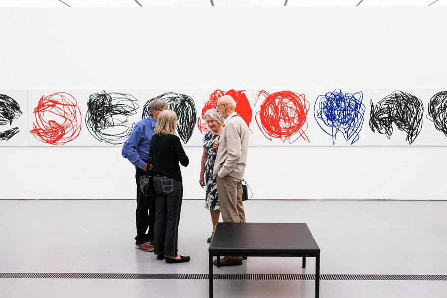 Bild 28 | Ausstellungseröffnung: Otto Zitko / Extraordinaire!