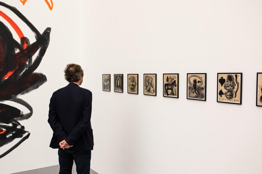 Bild 29 | Ausstellungseröffnung: Otto Zitko / Extraordinaire!