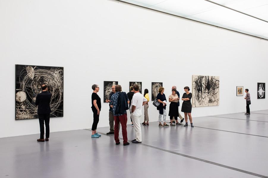 Bild 31 | Ausstellungseröffnung: Otto Zitko / Extraordinaire!