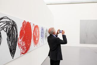 Bild 32 | Ausstellungseröffnung: Otto Zitko / Extraordinaire!