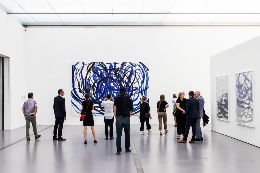 Bild 33 | Ausstellungseröffnung: Otto Zitko / Extraordinaire!