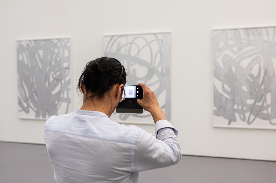 Bild 35 | Ausstellungseröffnung: Otto Zitko / Extraordinaire!