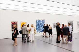 Bild 36 | Ausstellungseröffnung: Otto Zitko / Extraordinaire!