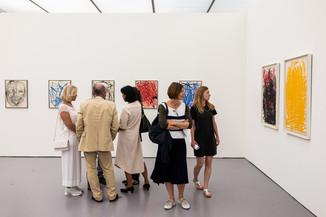 Bild 37 | Ausstellungseröffnung: Otto Zitko / Extraordinaire!