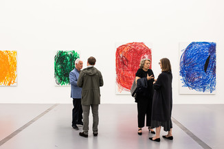 Bild 39 | Ausstellungseröffnung: Otto Zitko / Extraordinaire!