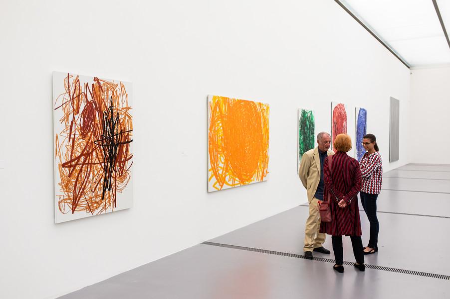 Bild 43 | Ausstellungseröffnung: Otto Zitko / Extraordinaire!