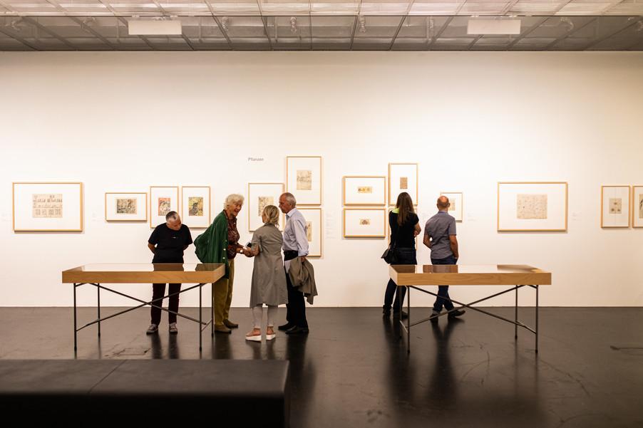 Bild 46 | Ausstellungseröffnung: Otto Zitko / Extraordinaire!