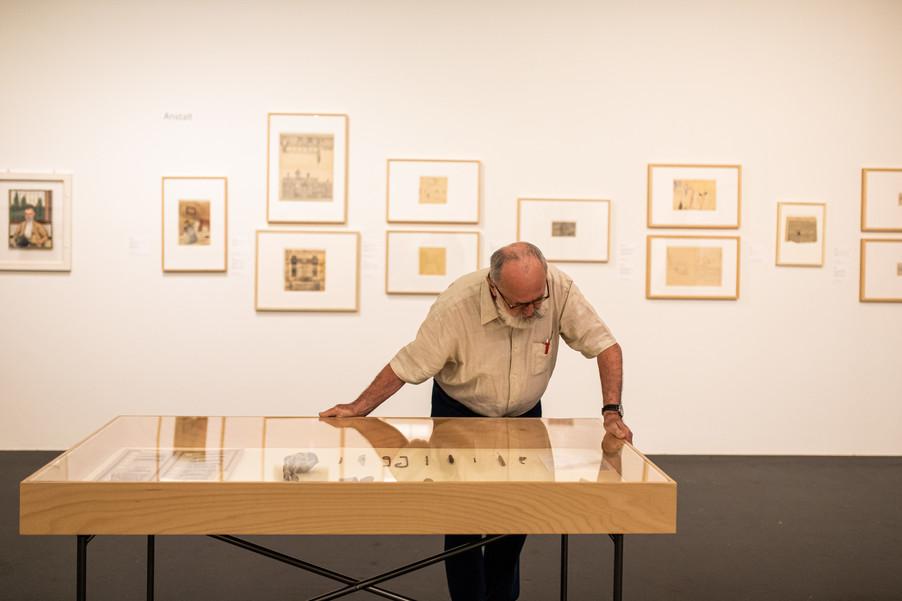 Bild 48 | Ausstellungseröffnung: Otto Zitko / Extraordinaire!